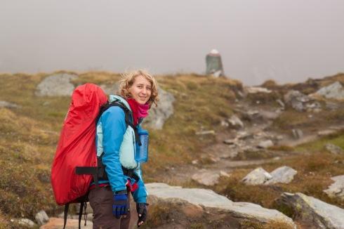 Sarah liebt die Natur und will sich ihren Traum von der Hundeschlittenfahrt erfüllen.